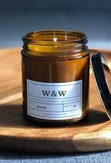 Wax And Wool Wax & Wool Mason Jar Candle - Zen Garden