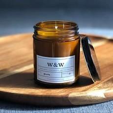 Wax And Wool Wax & Wool Mason Jar Candle - Zen Garden