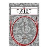 ChiaoGoo TWIST Red Cables - Mini