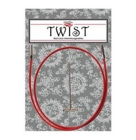 ChiaoGoo TWIST Red Cables - Small