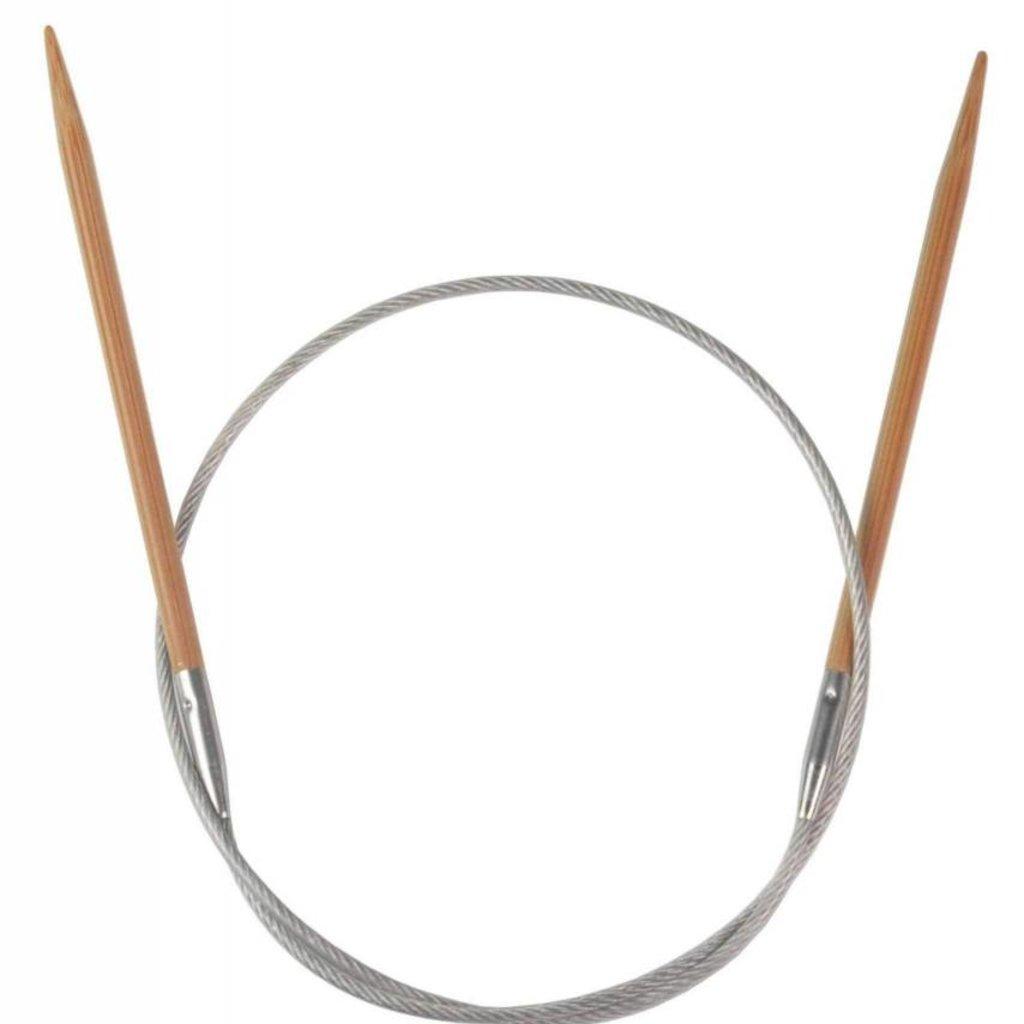"ChiaoGoo Bamboo Circulars - 40"" (100cm)"