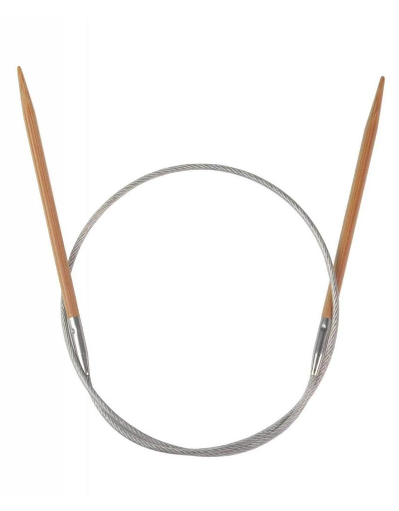 "ChiaoGoo ChiaoGoo Bamboo Circulars - 40"" (100cm)"