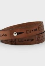 ILOVEHANDLES Brioche Bracelet