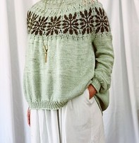 Art of Yarn Caitlin Hunter Sweater - Tuesday Afternoon
