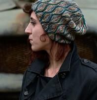Art of Yarn Rhinebeck Hat (Short Rows) - Wednesday Morning
