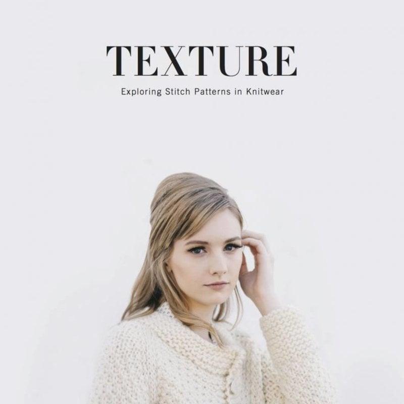 Quince & Co. Texture by Hannah Fettig