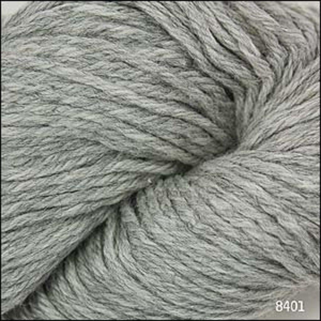 Cascade 220 Heathers - Silver Grey (8401)
