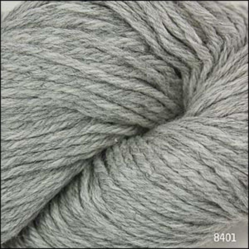 Cascade 220 Heathers - Light Grey (8401)