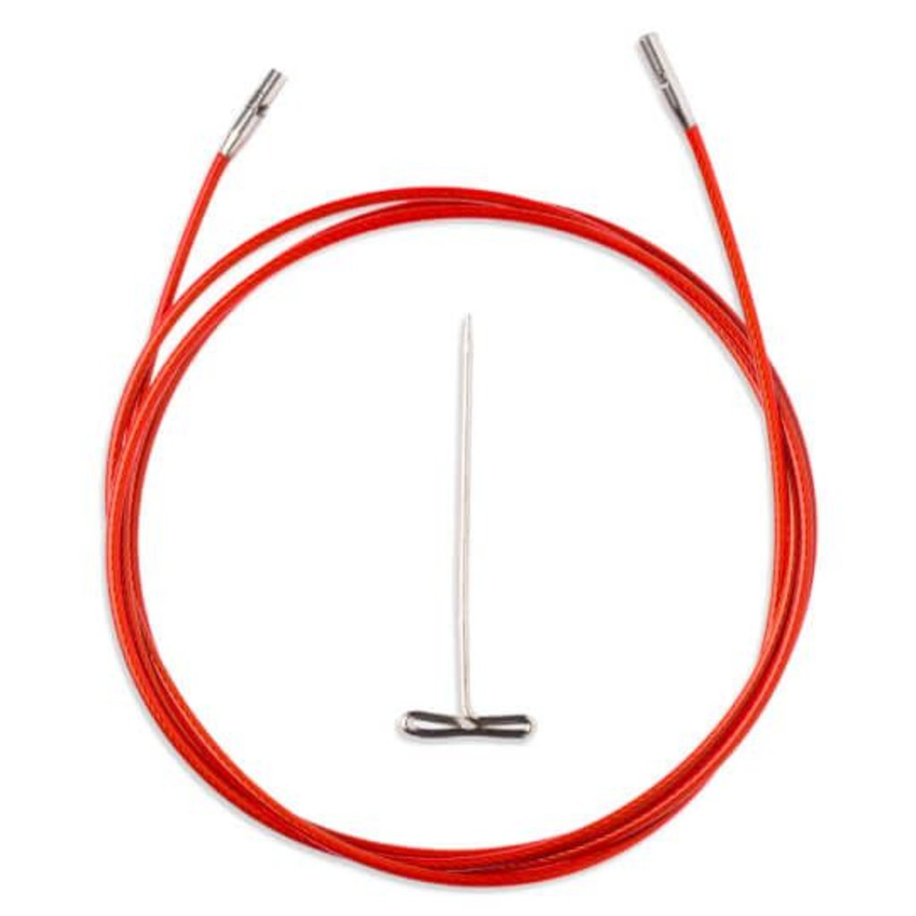 ChiaoGoo Interchangeable Red Cables