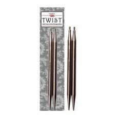 """ChiaoGoo TWIST SS Red Lace Tips - 5"""" (Mini)"""