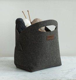 Twig & Horn Origami Yarn Basket