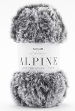 Sirdar Sirdar Alpine - Seal (402)
