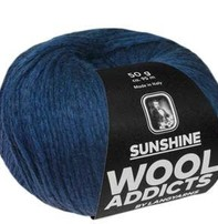 Lang Yarns Wool Addicts Sunshine