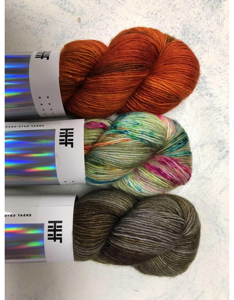 Hedgehog Fibres Plumpy Kit - Sporty Singles