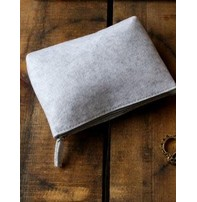 NNK Press Felt Project Pouch