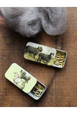 Firefly Notes Vintage Sheep Tin - Removeable