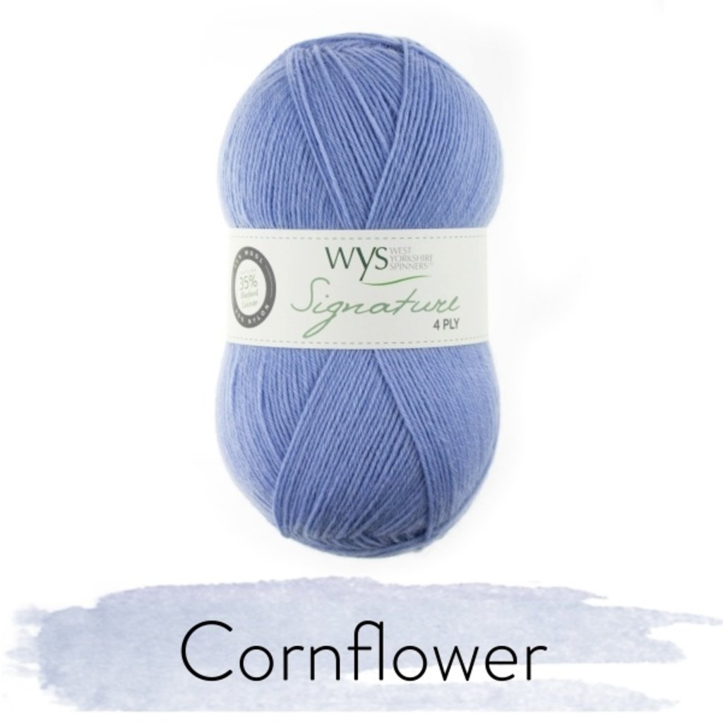West Yorkshire Spinners Floral Collection