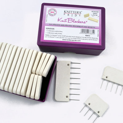 Knitter's Pride Knit Blockers - 20 Pack