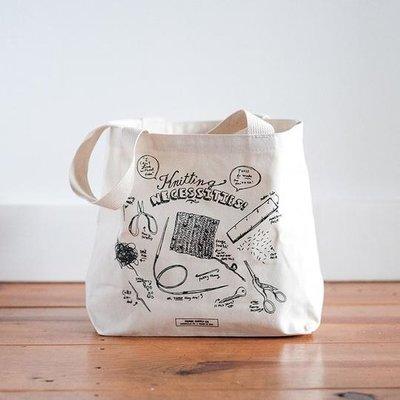 Fringe Supply Tote Bag