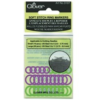 Clover Soft Stitch Ring Marker