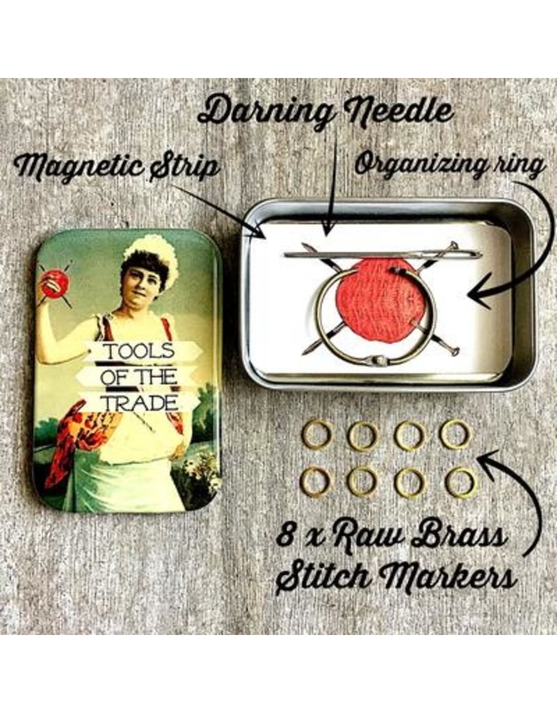 Firefly Notes Tools of the Trade Knitting Kit