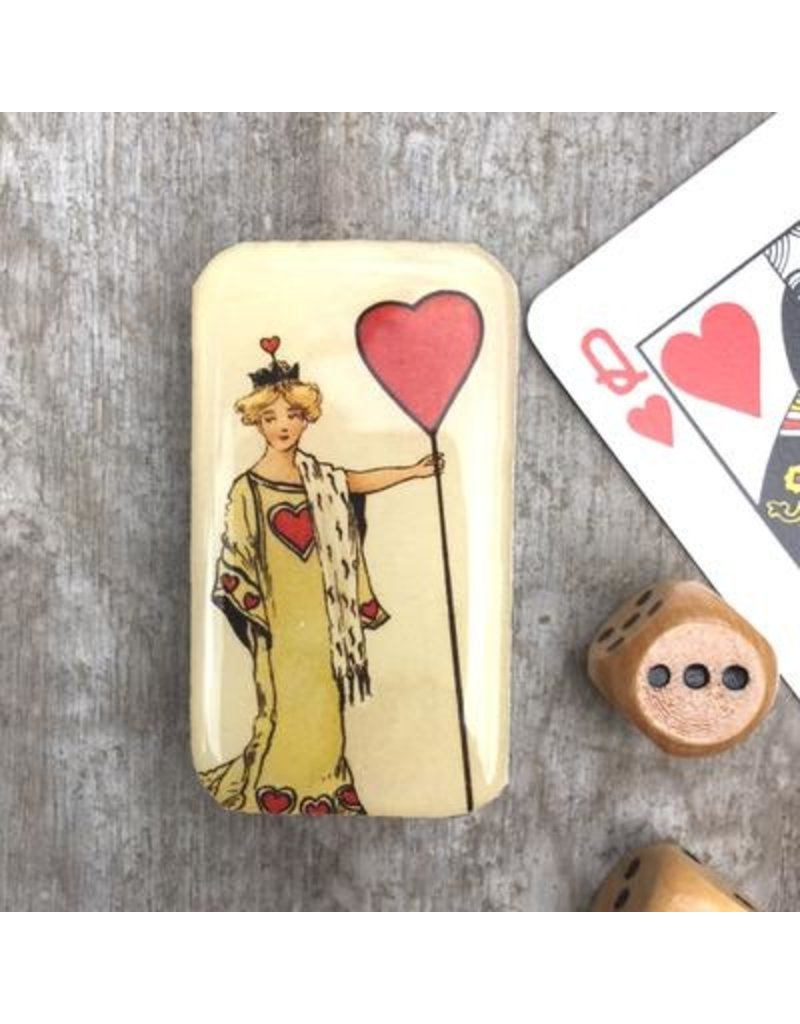 Firefly Notes Queen of Hearts Storage Tin