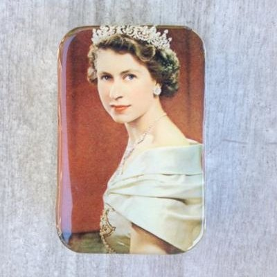 Firefly Notes Queen Elizabeth Storage Tin