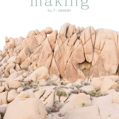 Making Magazine No. 7 - Desert
