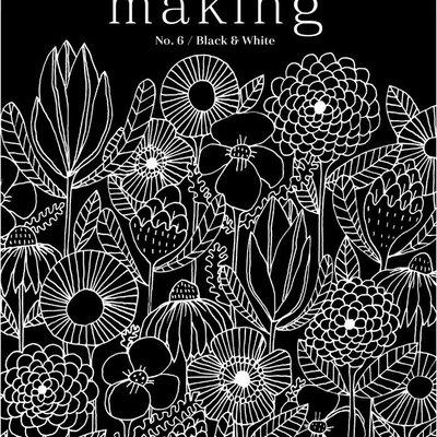 Making Magazine No. 6 - Black & White