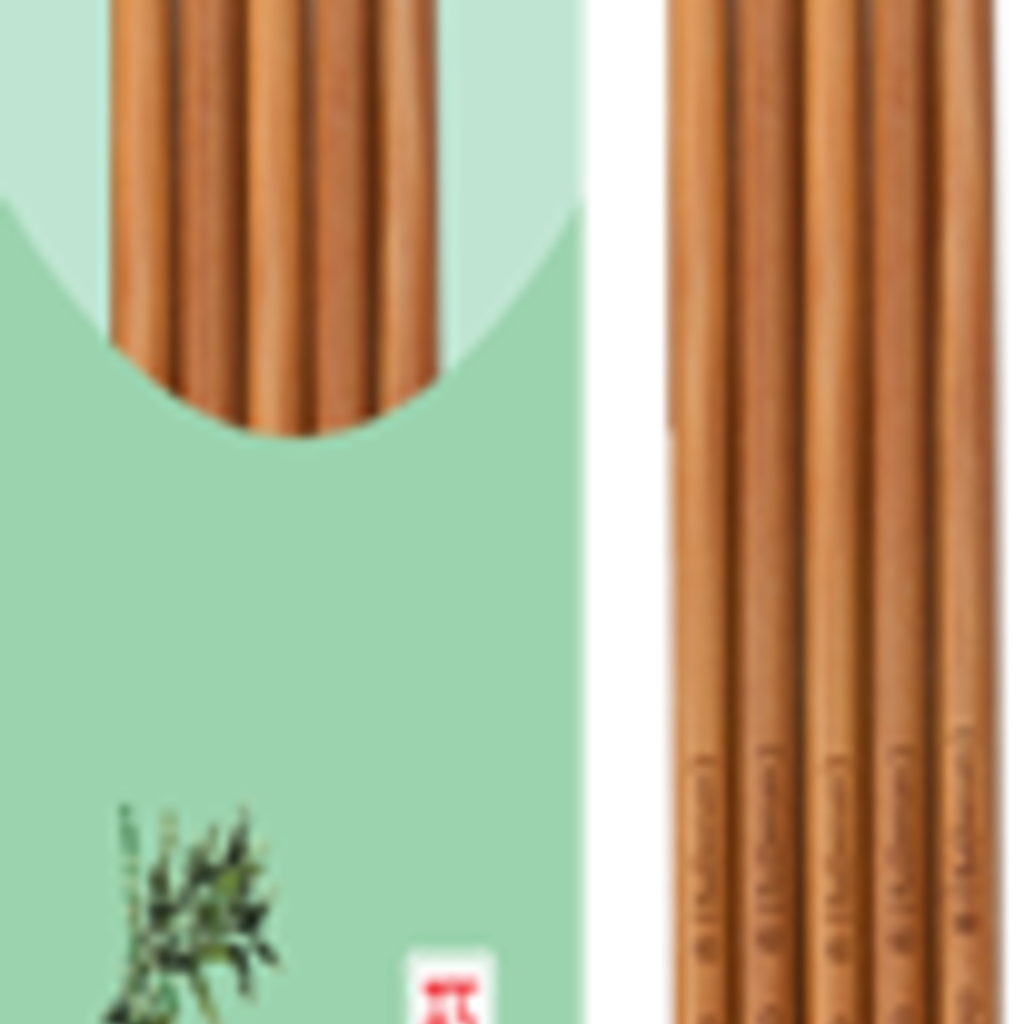 """ChiaoGoo Bamboo Double Points 8"""" (20cm)"""