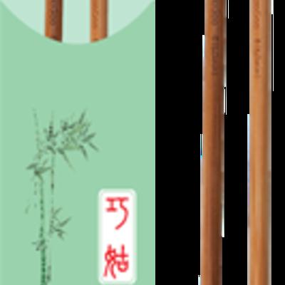"ChiaoGoo Bamboo Single Point 13"""