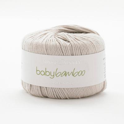 Sirdar Baby Bamboo - Putty (132)