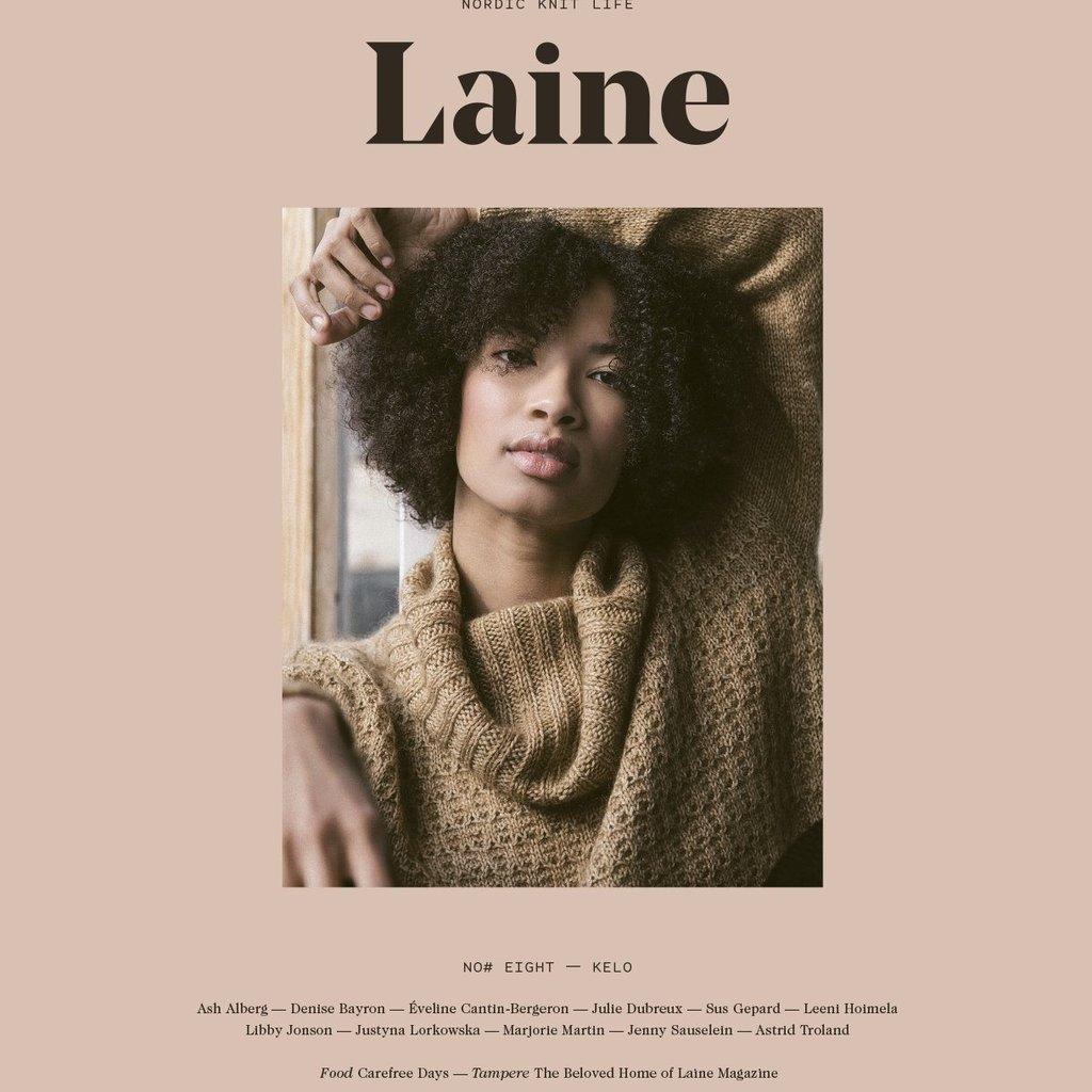 Laine Magazine 8: Summer 2019