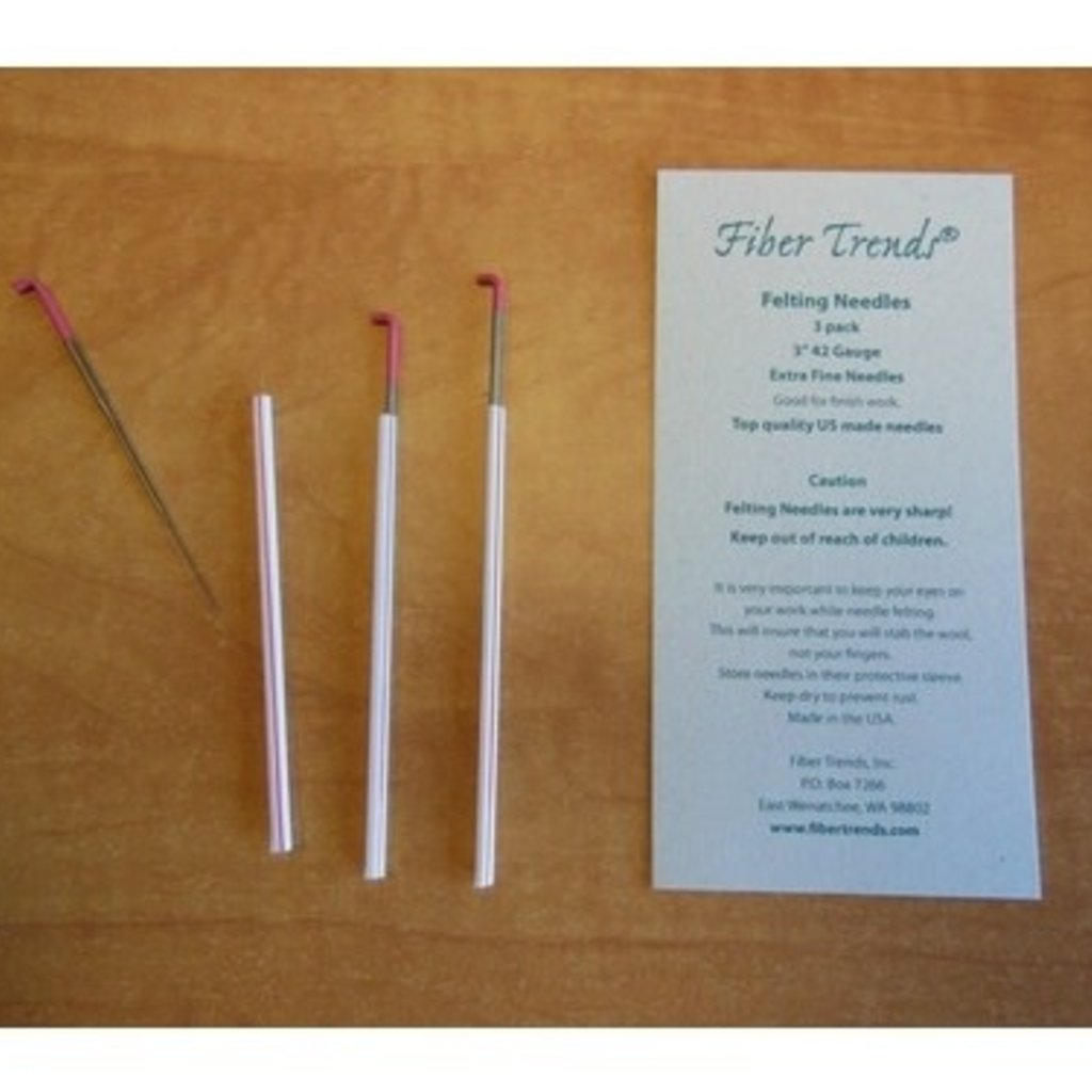 Fiber Trends Felting Needle