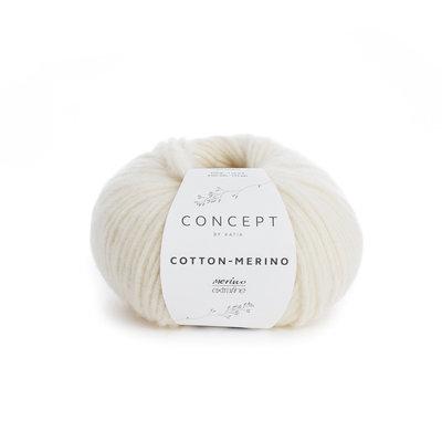 Katia Concept Cotton Merino