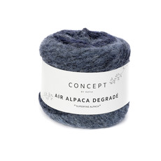 Katia Concept Air Alpaca Degrade
