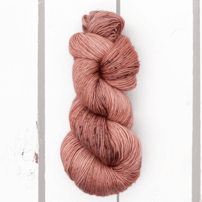 Madelinetosh Merino Light Copper Pink