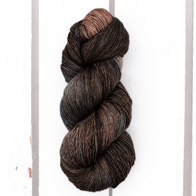 Madelinetosh Merino Light Whisky Barrel