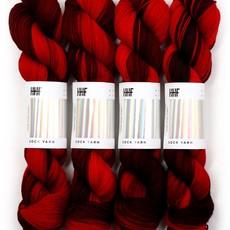 Hedgehog Fibres Sock - Sour Cherry
