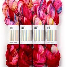 Hedgehog Fibres Sock - Sari