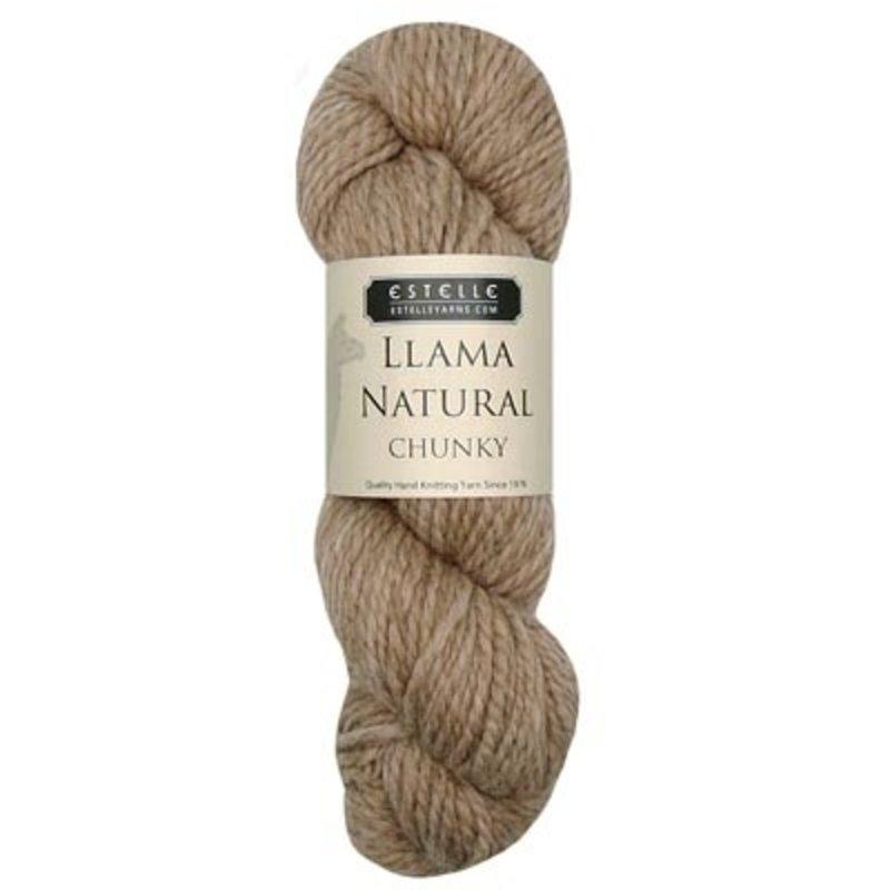 Estelle Llama Natural Chunky