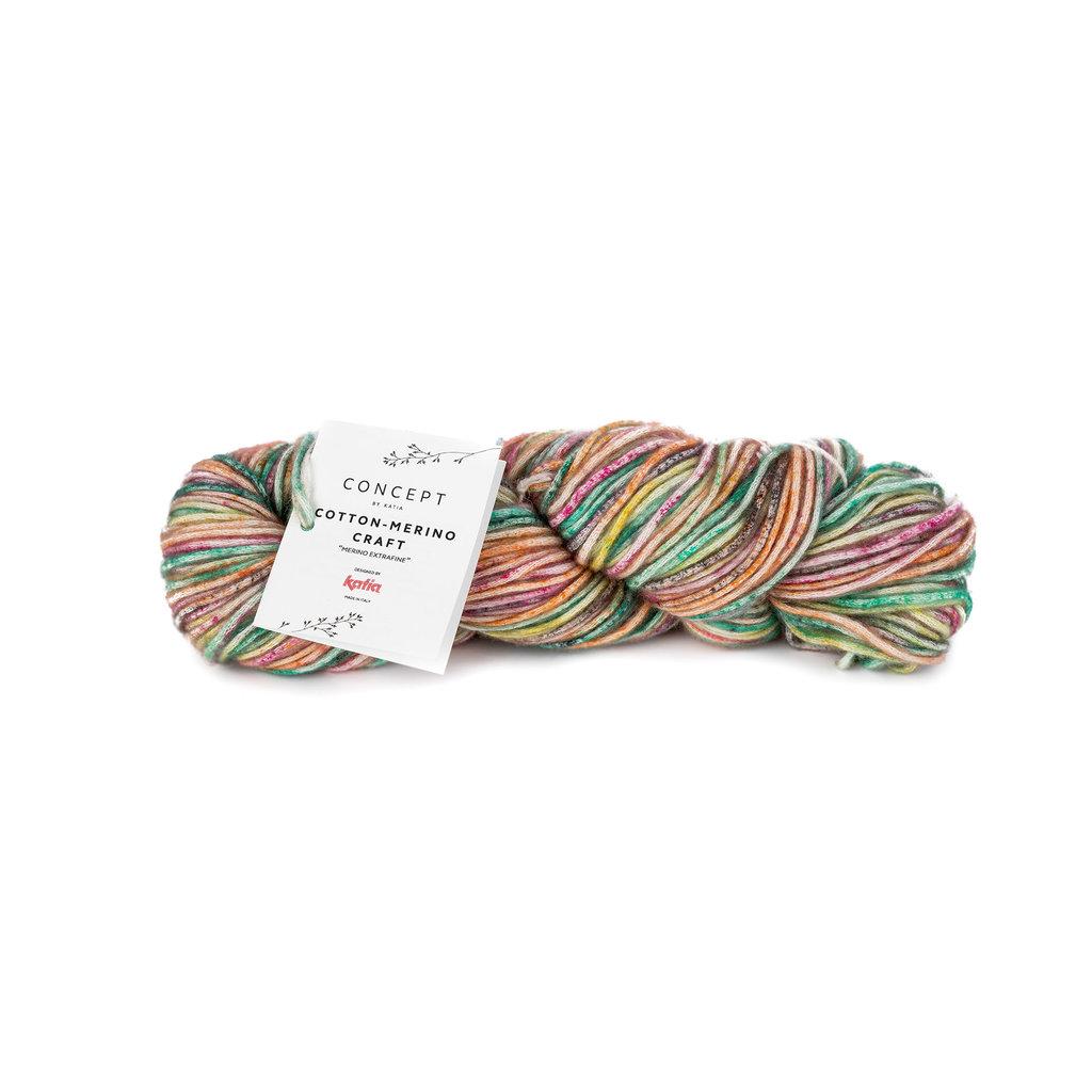 Katia Concept Cotton-Merino Craft
