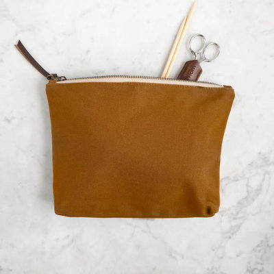 Twig & Horn Canvas Tool Pouch