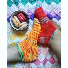 Jelly Rolls Socks - Thursday Afternoon