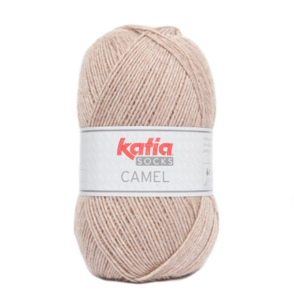 Katia Camel Sock