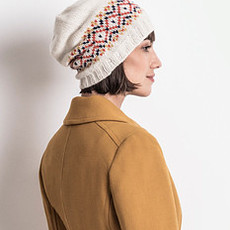 Hanley Falls Hat by Sara Cookson