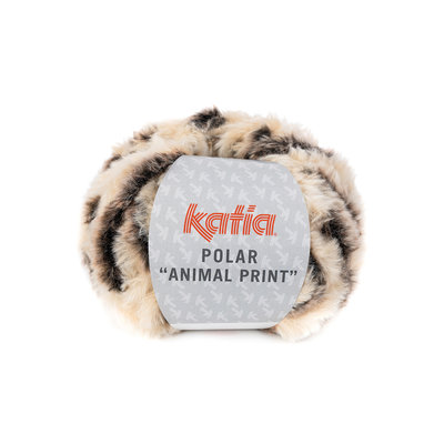 Katia Polar Animal Print