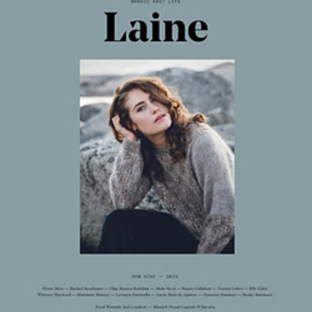 Laine Magazine 9: Autumn/Winter 2019