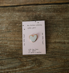 Biches & Buches The Little Heart Pin