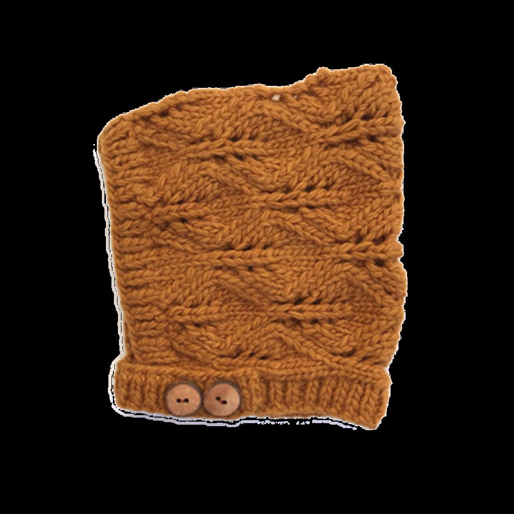 Nooks Design Merino Wool Bonnet